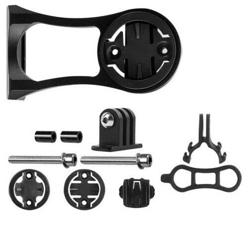 Bike Handlebar Mount Holder Extension Bracket for Garmin Edge GPS Computer Gopro