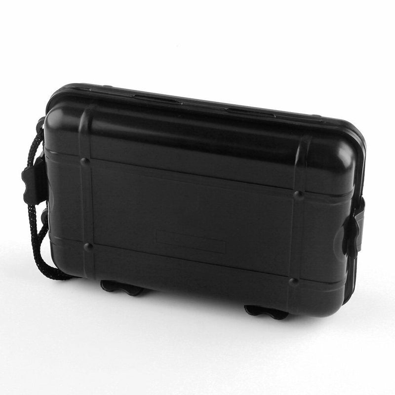 Black Cover Box Plastic Arrow Heads Protector Case