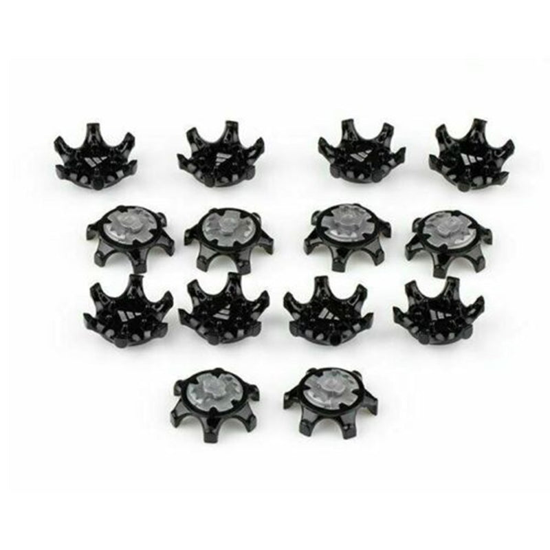 14 pcs Golf Shoe Spike Replacement Cleat Champ Fast Twist Screw Studs Stinger