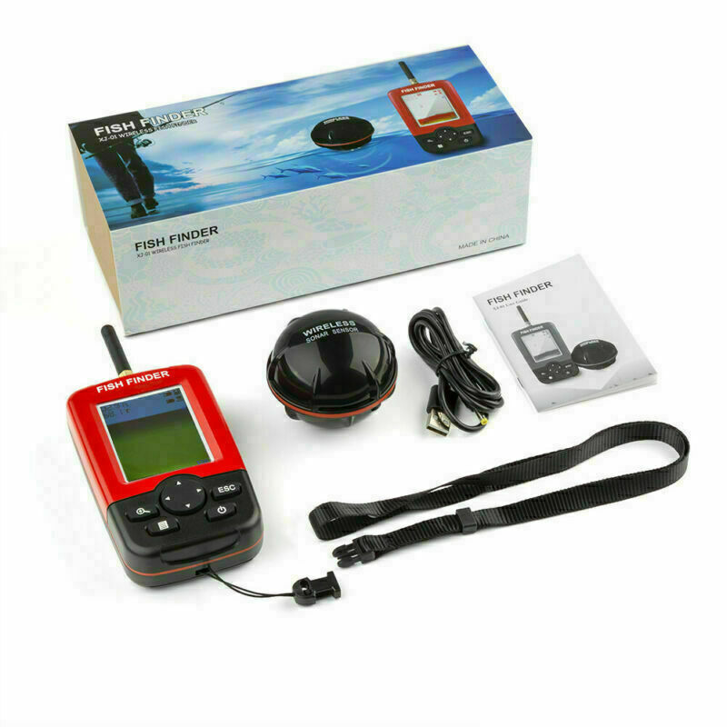 500M Wireless GPS Fishing Bait Boat+LCD Display GPS Fishfinder