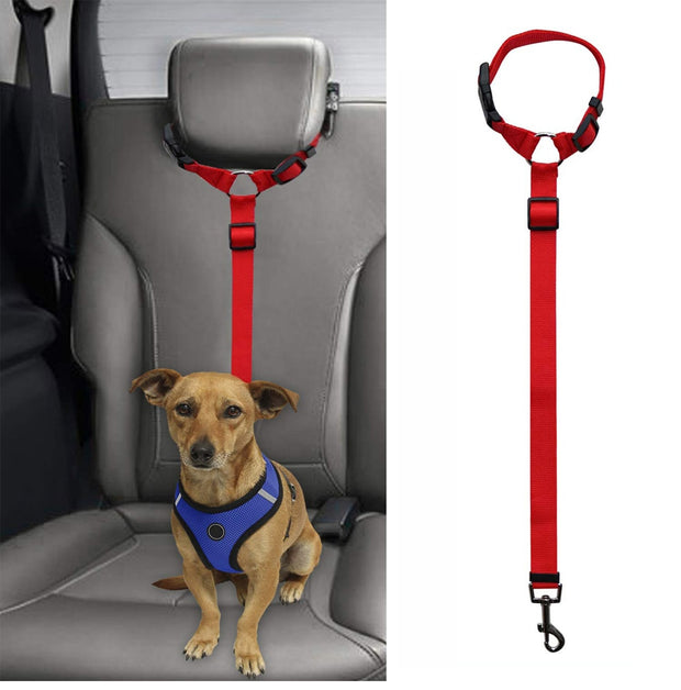 Adjustable Dog Car-Seatbelt.