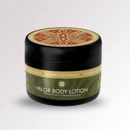Valor Body Lotion - Foxen Canyon Soap Company