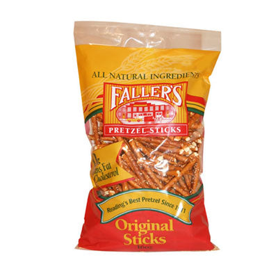 Original Pretzel Sticks 3-Pack (16oz Bags)