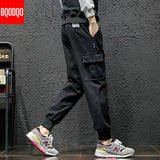 Casual Camouflage Pants Men 5XL Japanese Cotton Hip hop Mens Army Joggers Trousers Fashion Baggy Military Streetwear Pencil Pant