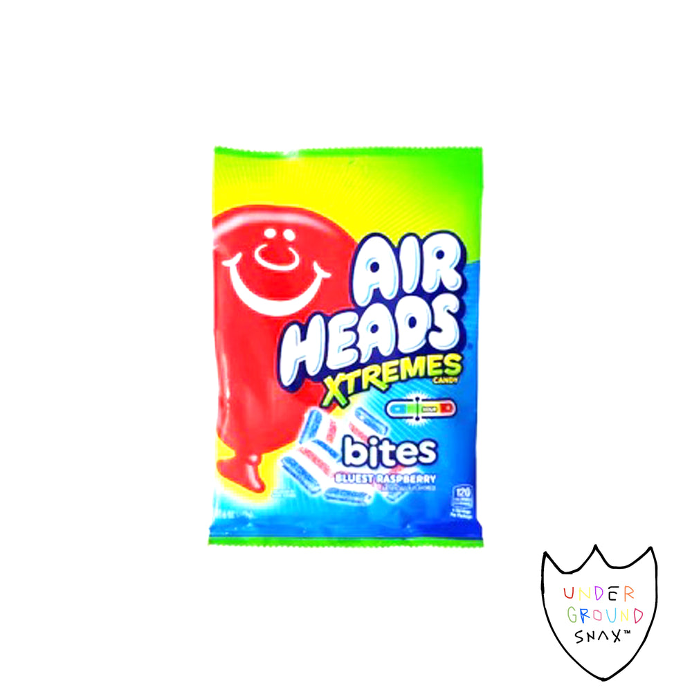 Airheads Xtremes Bluest Raspberry Bites