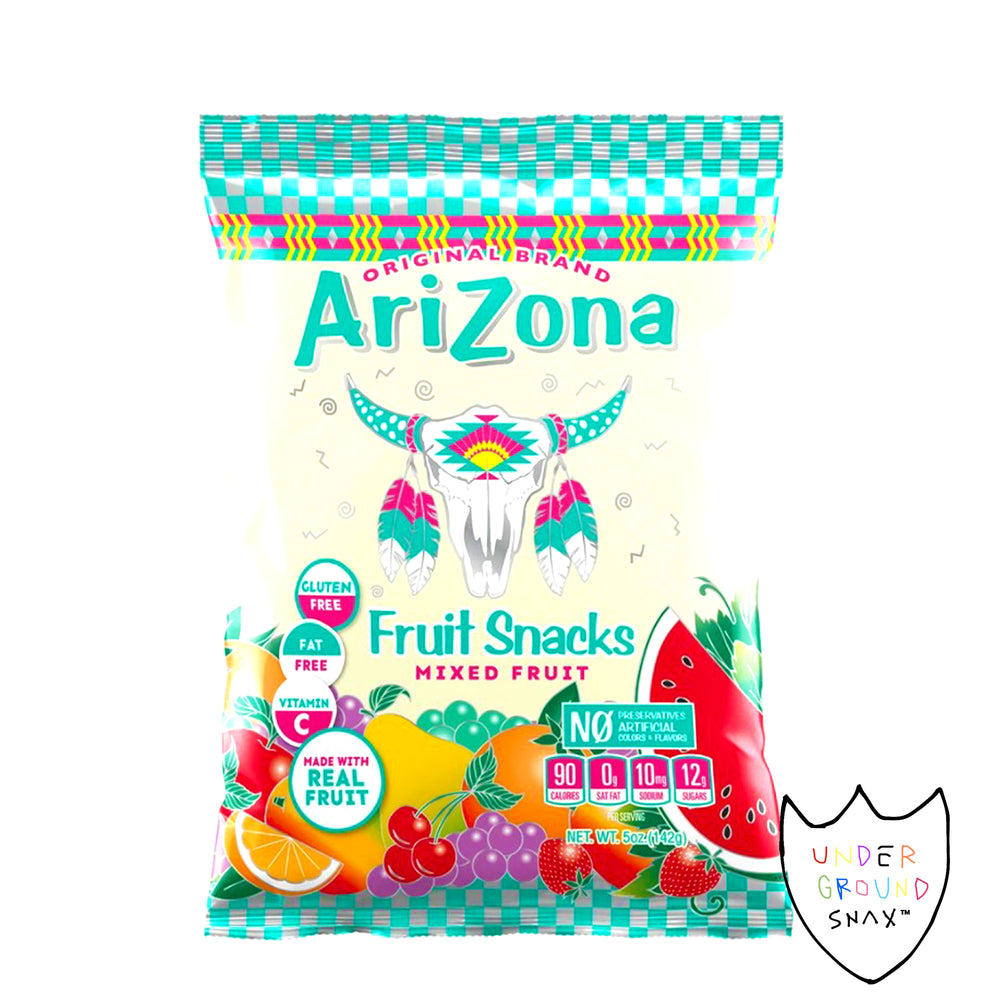 Arizona Mixed Fruit Snacks