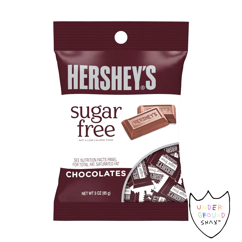 Hershey's Sugar Free Peg bag