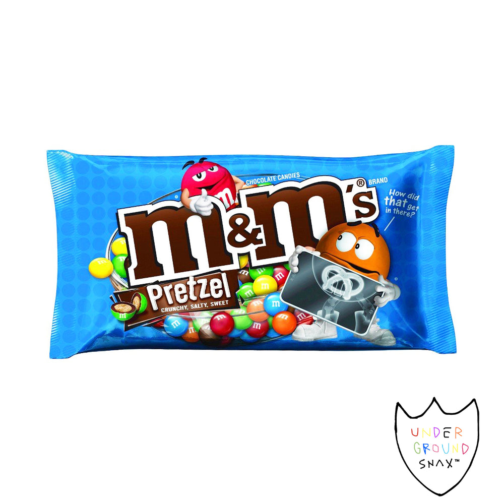 M&M's Pretzel Single Bag