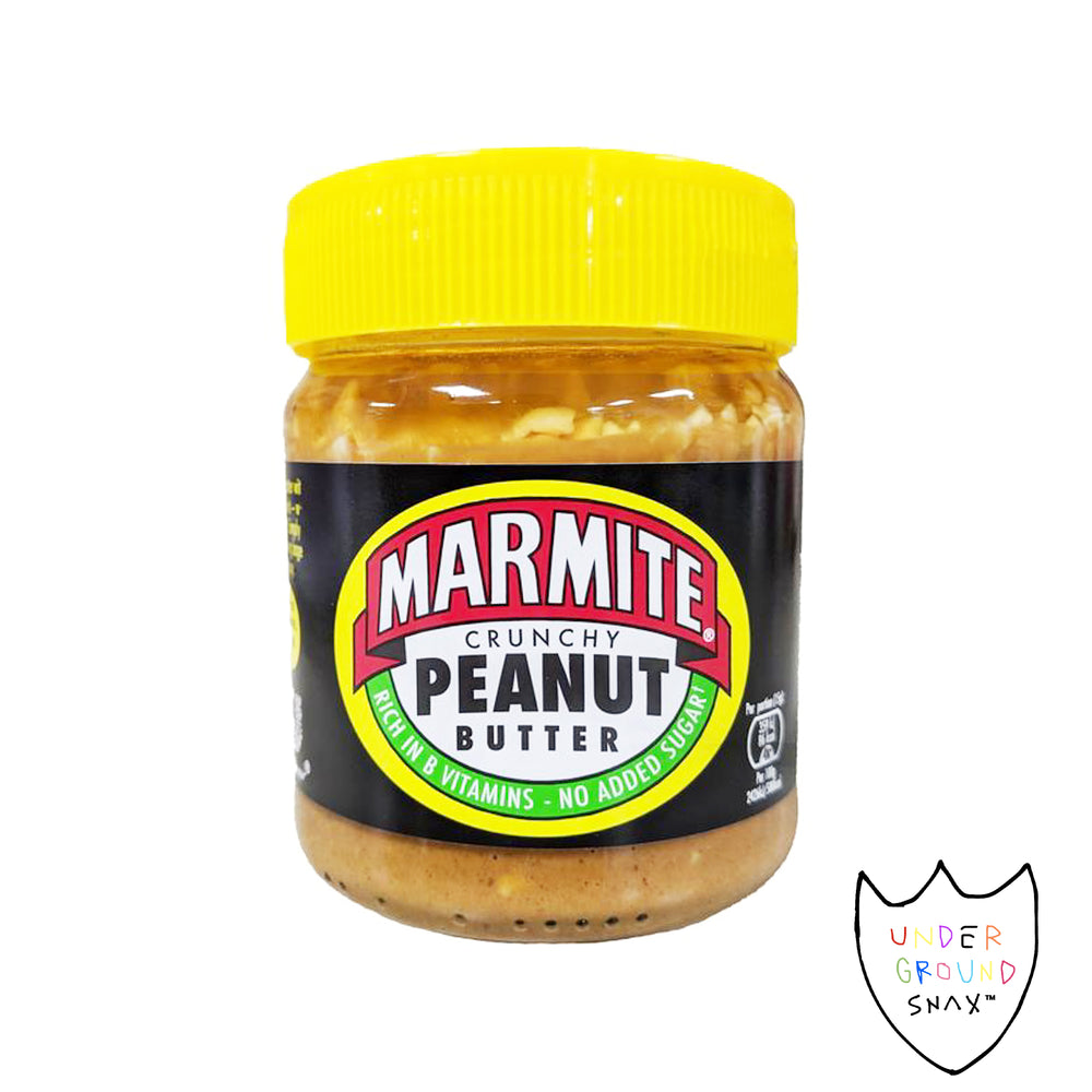 UK Marmite Peanut Butter Chunky