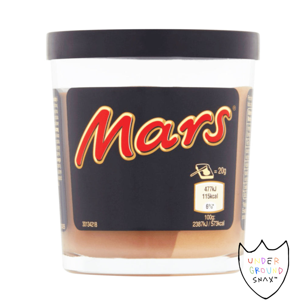 Mars Milk Chocolate Caramel Spread