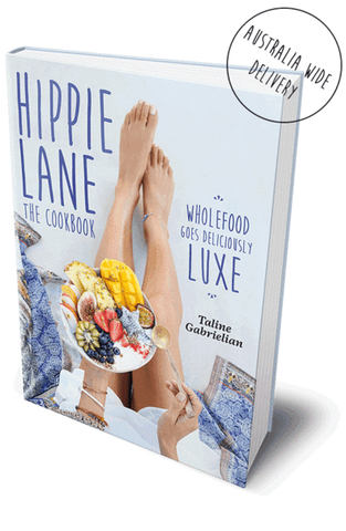 The Hippie Lane Cookbook
