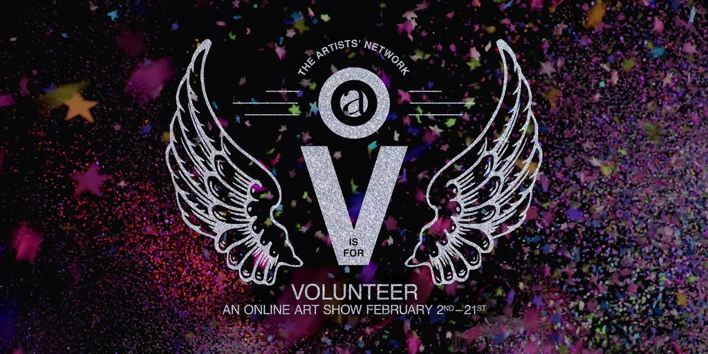 V is for Volunteer Artshow