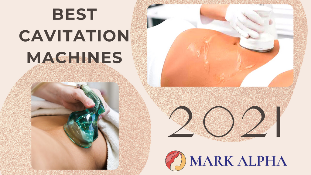 Best Professional Ultrasonic Cavitation Machine For Body Contouring and Body Sculpting