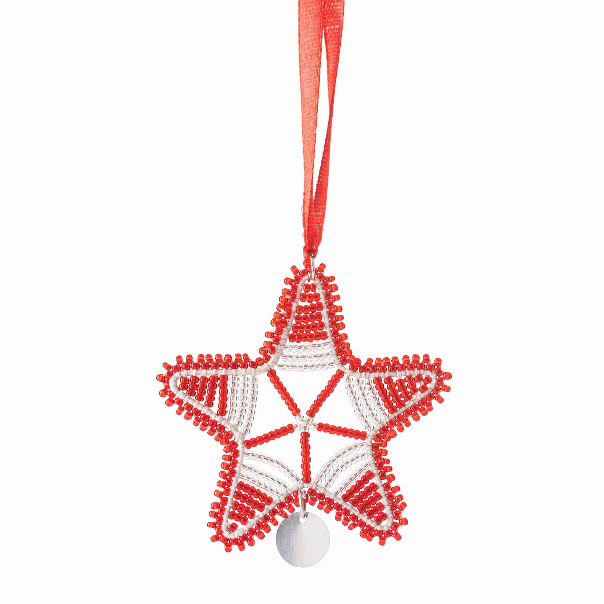 Set of 5 Star Ornaments