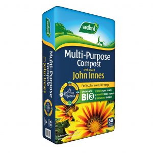 Multi Purpose with added John Innes 60L