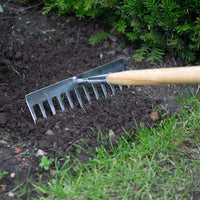 Wilkinson Sword Stainless Steel Soil Rake