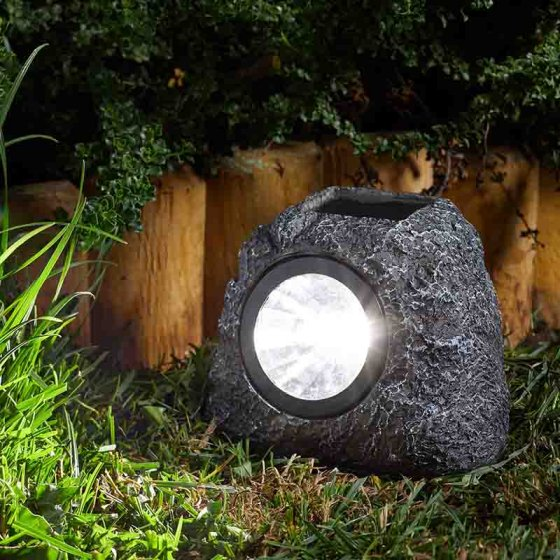 Rock Spotlight 3 Lumens, 4pc Carry Pack