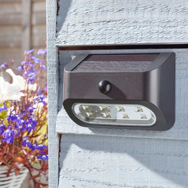 Premier Wall, Fence & Post Light - 10Lumens