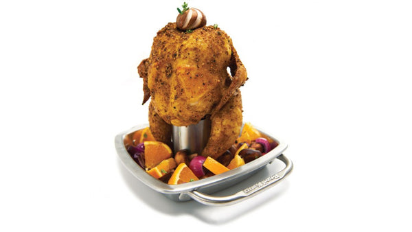 Broil King Chicken Roaster with Pan