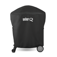 Weber Premium Cover Built for Q with stand