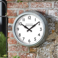 Padstow Wall Clock 15in