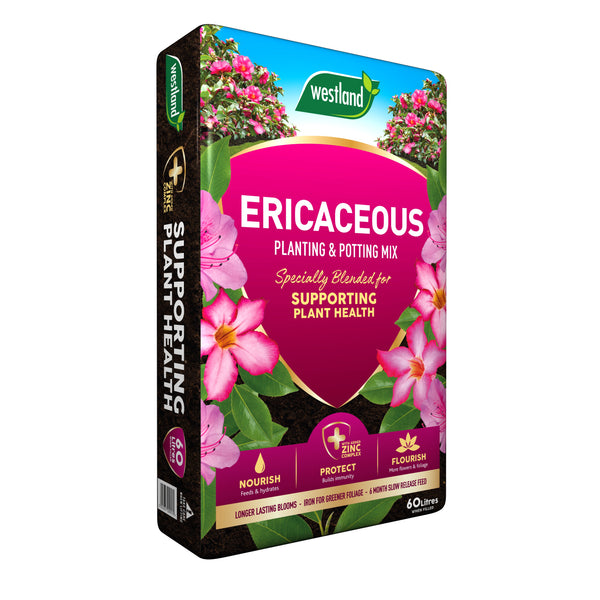 Westland Ericaceous Planting & Potting Mix 60L, 2 for £12