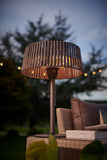Plush Table Top Garden Heater & Lamp