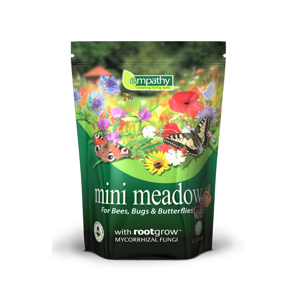 Mini Meadow Wild Flower Seed with rootgrow™ 10sqm