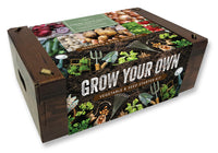 Grow your own Vegetables and Seeds Starter Pack