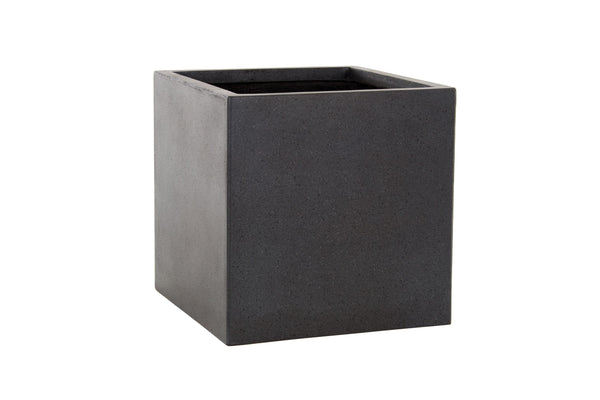 Woodlodge Magma Cube Black 19cm