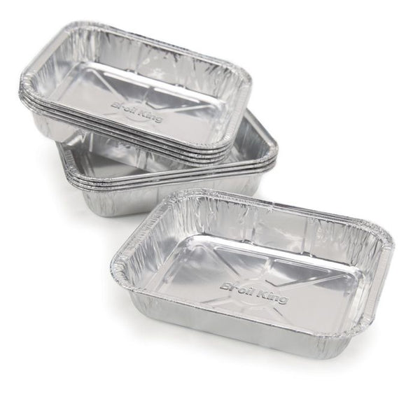 Broil King Small Foil Drip Pans 10pk