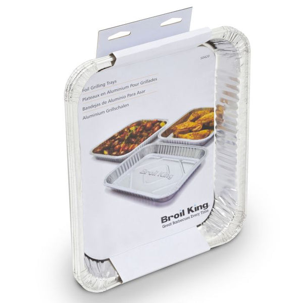 Broil King Large Foil Drip Pans 3pk