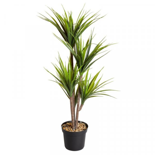 Dragon Tree Faux Indoor Pot Plant