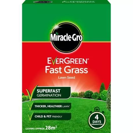 Miracle-Gro® Fast Grass Lawn Seed 840gm