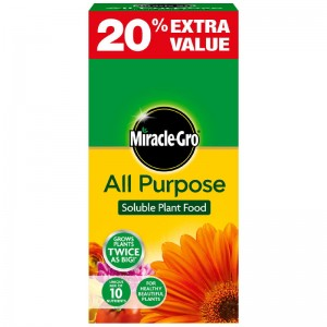 Miracle-Gro® All Purpose Soluble Plant Food 1.2kg