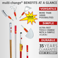 Wolf Multi-Change® Small Sweep 11cm