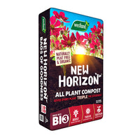 New Horizon All Plant Compost  60L, 2 for £12