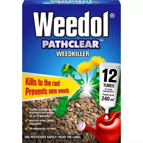 Weedol® Pathclear™ (Liquid Concentrate Tubes) 12s