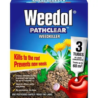 Weedol® Pathclear™ (Liquid Concentrate Tubes) 3pk