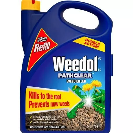 Weedol® PS Pathclear™ 5ltr sprayer REFILL