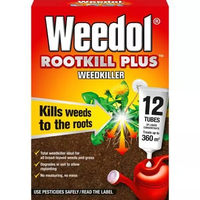 Weedol® Rootkill Plus™ (Liquid Concentrate Tubes) 12s