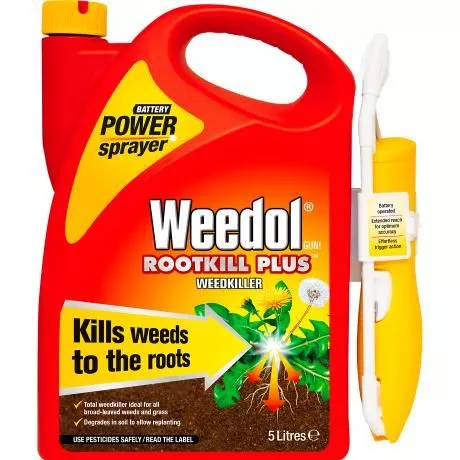 Weedol® Gun!™ Rootkill Plus™ Power Sprayer 5L