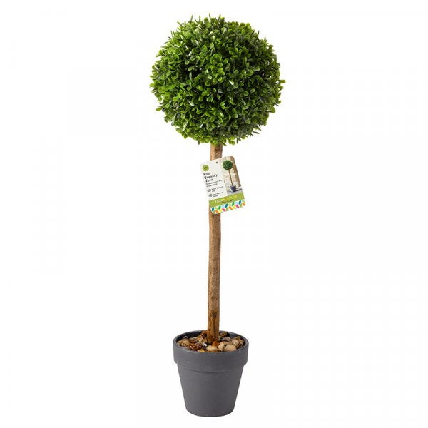 Uno Topiary Tree, Artificial. 40cm