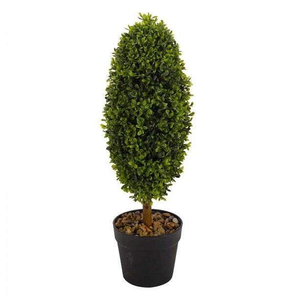 Uovo Topiary Tree, Artificial. 60cm
