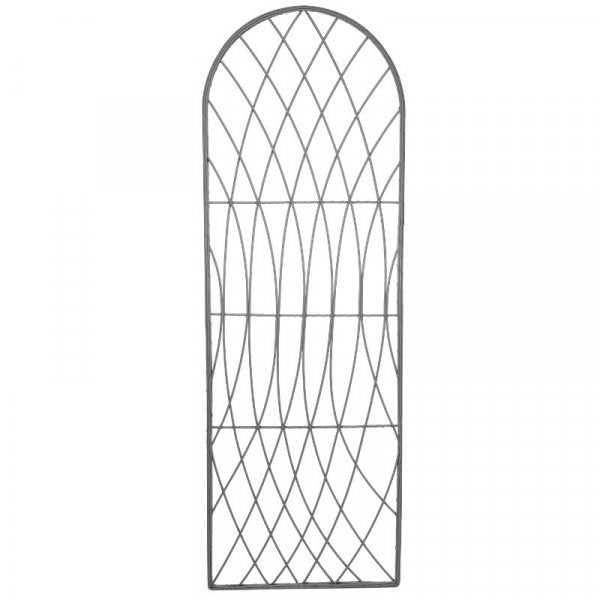 Rot-Proof Faux Willow Trellis Rounded 1.2m x 0.45cm