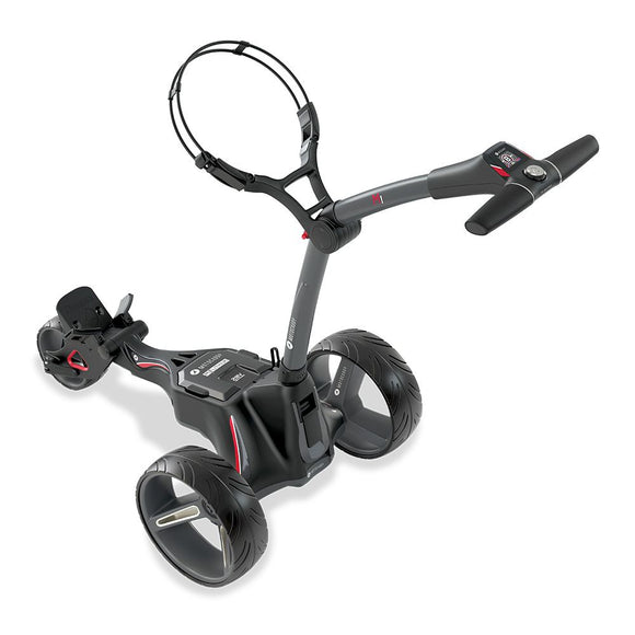 Motocaddy M1 Electric Trolley 18 Hole Battery