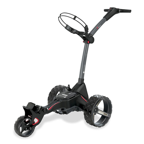 Motocaddy M1 DHC Electric Trolley 18 Hole Battery