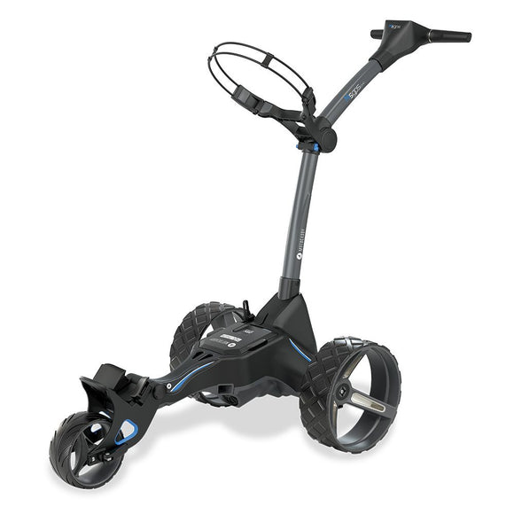 Motocaddy M5 GPS DHC Electric Trolley 18 Hole Battery