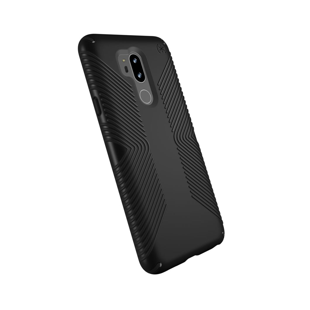 Speck Presidio Grip Series Case for LG G7 ThinQ - Black