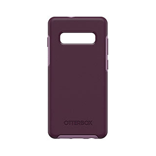 OtterBox - Symmetry Series Case for Samsung Galaxy S10+ - Tonic Violet Purple